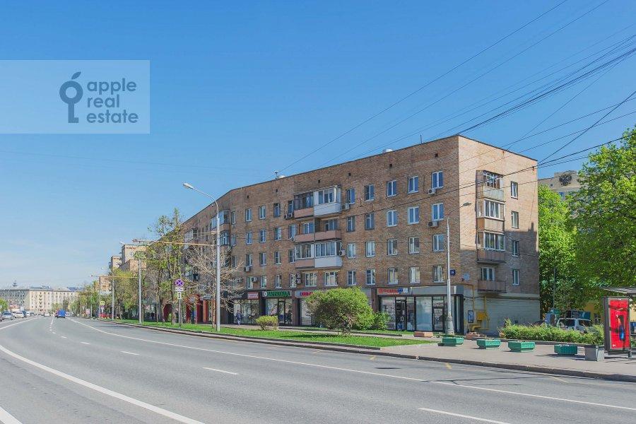 Фото дома 3-комнатной квартиры по адресу Комсомольский проспект 19