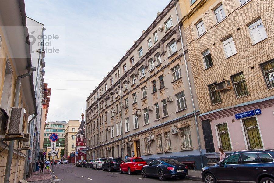 Фото дома 5-комнатной квартиры по адресу Филипповский пер. 18