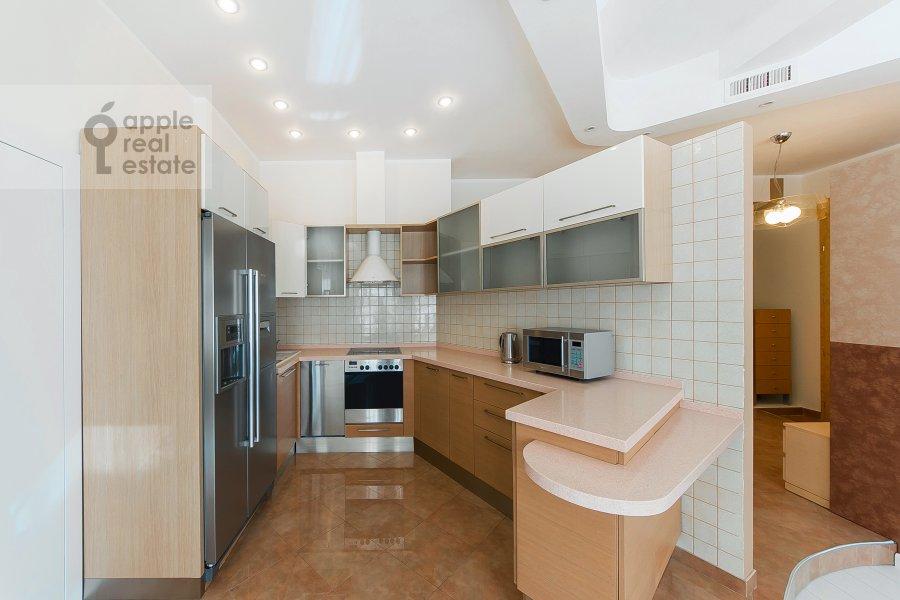 Kitchen of the 5-room apartment at Filippovskiy per. 18