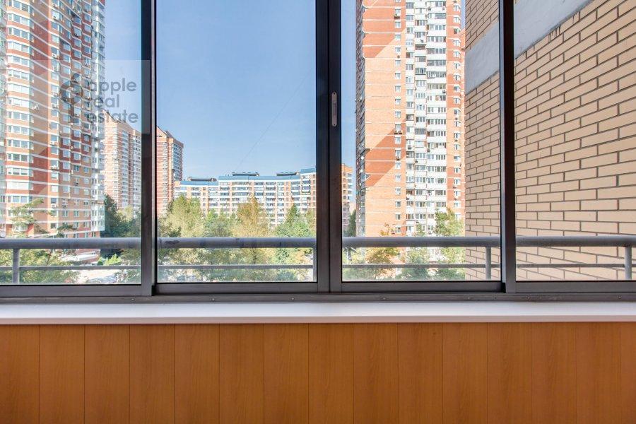 Балкон / Терраса / Лоджия в 3-комнатной квартире по адресу Ленинский  пр-т. 96