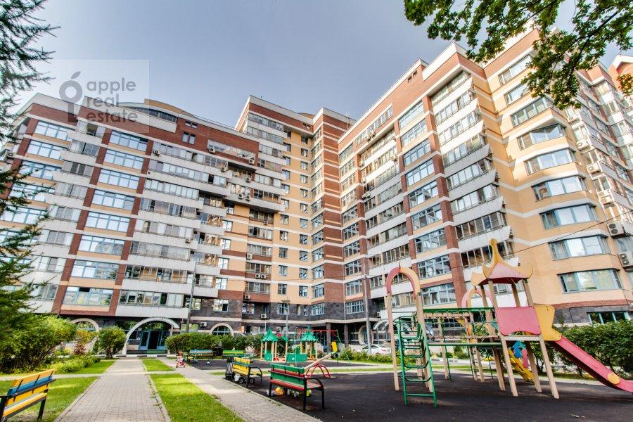 Фото дома 3-комнатной квартиры по адресу Ленинский  пр-т. 96