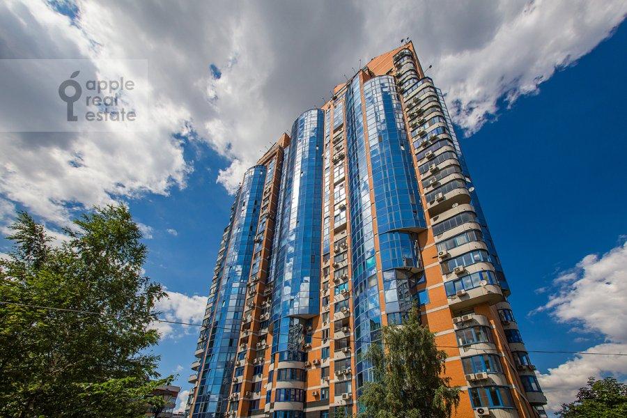 Фото дома 4-комнатной квартиры по адресу Ленинский  пр-т. 116к1