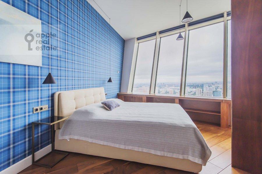 Спальня в 3-комнатной квартире по адресу Профсоюзная улица 64к2