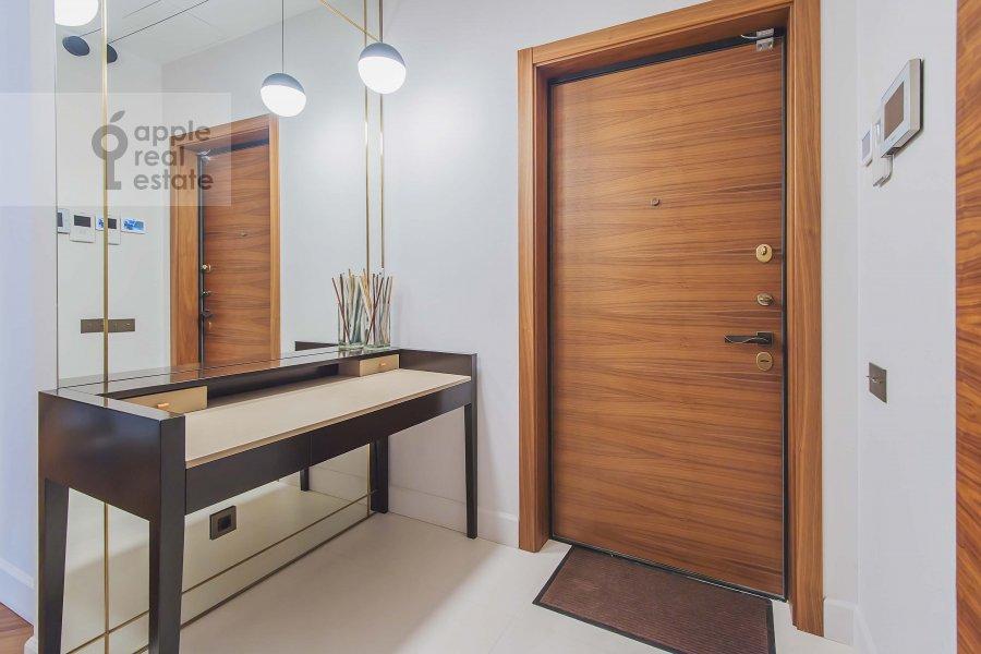 Corridor of the 3-room apartment at Profsoyuznaya ulitsa 64k2