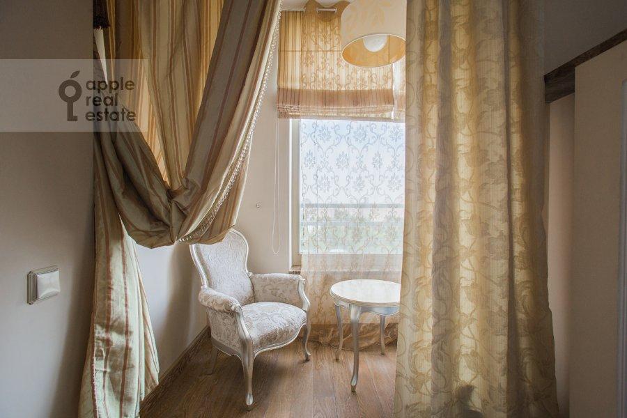 Спальня в 3-комнатной квартире по адресу Фотиевой ул. 6к1
