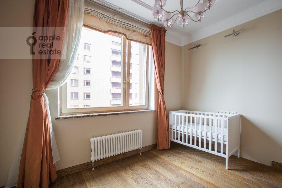 Детская комната / Кабинет в 3-комнатной квартире по адресу Фотиевой ул. 6к1