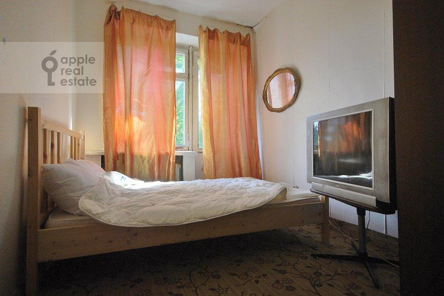 Спальня в 2-комнатной квартире по адресу Константина Симонова ул. 8