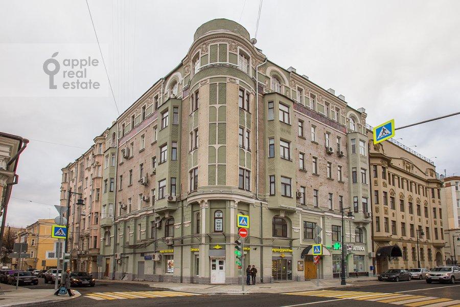 Фото дома 3-комнатной квартиры по адресу Пречистенка ул. 25