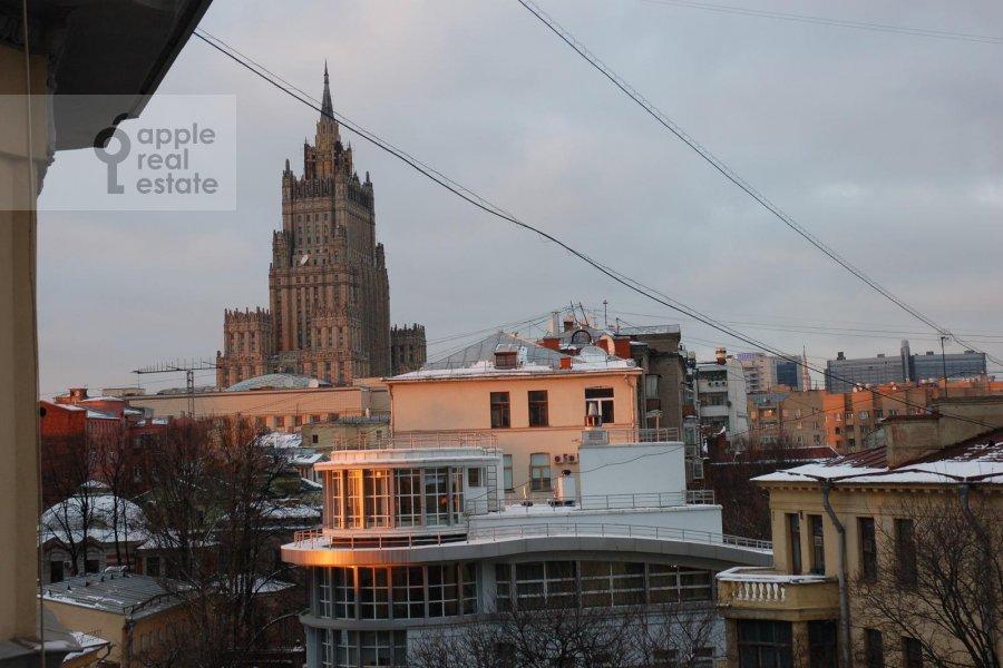 Фото дома 5-комнатной квартиры по адресу М. Левшинский пер. 7