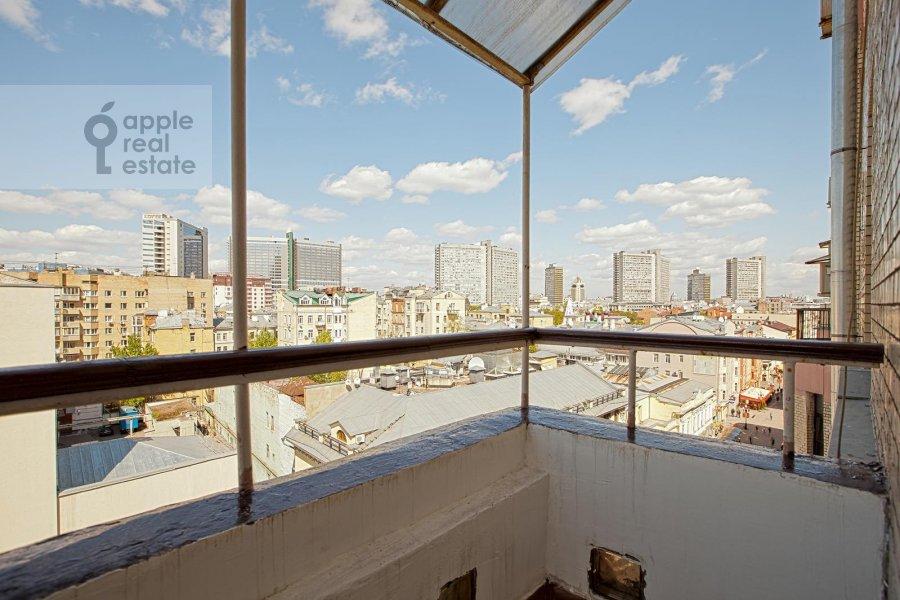 Балкон / Терраса / Лоджия в 3-комнатной квартире по адресу Арбат ул. 51