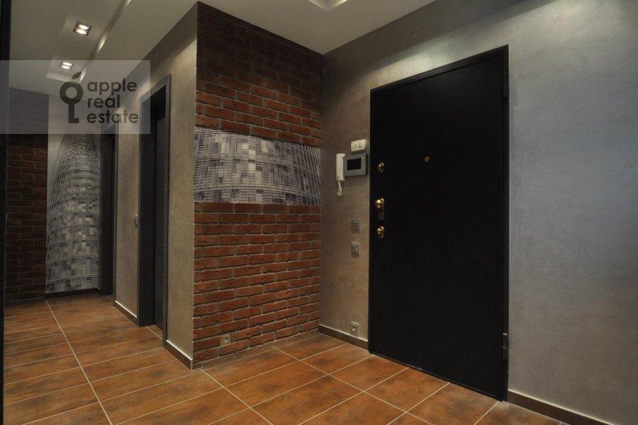 Коридор в 2-комнатной квартире по адресу Ружейный пер. 3