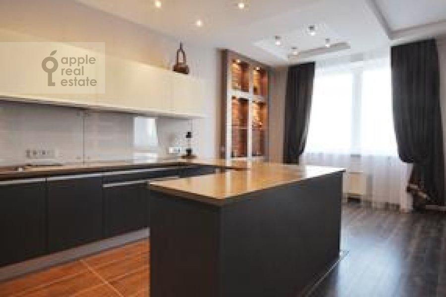 Кухня в 2-комнатной квартире по адресу Ружейный пер. 3