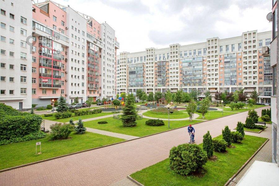 Фото дома 4-комнатной квартиры по адресу Ходынский бул. 9